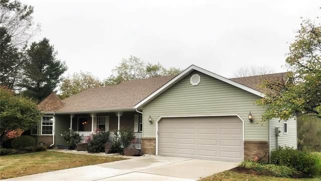 28 Santa Anita, Maryville, IL 62062 (#20074710) :: Tarrant & Harman Real Estate and Auction Co.