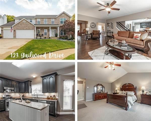 123 Gailwood Drive, Saint Peters, MO 63376 (#20074775) :: Kelly Hager Group | TdD Premier Real Estate