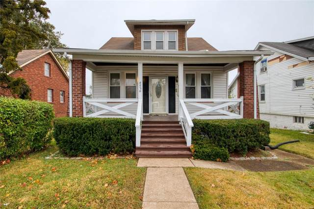 8626 Goodfellow Boulevard, St Louis, MO 63147 (#20075130) :: Clarity Street Realty