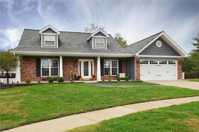 16618 Green Needle Court, Wildwood, MO 63011 (#20075201) :: The Becky O'Neill Power Home Selling Team