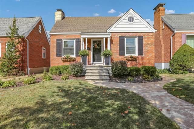 6031 Lansdowne Avenue, St Louis, MO 63109 (#20075257) :: Walker Real Estate Team