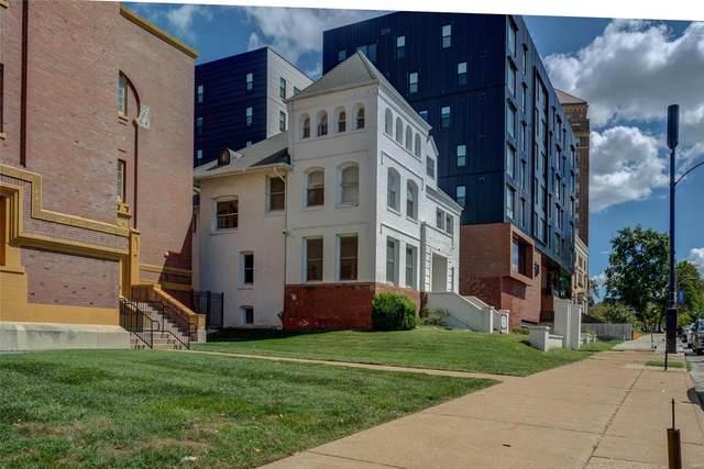 3805 Lindell, St Louis, MO 63108 (#20075514) :: Matt Smith Real Estate Group