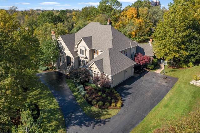 341 Conway Hill, St Louis, MO 63141 (#20075593) :: PalmerHouse Properties LLC