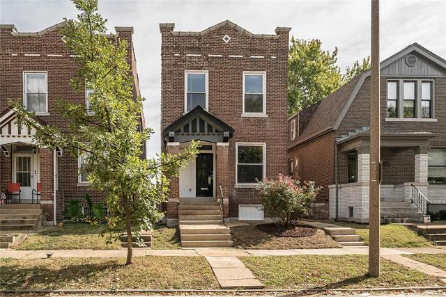3632 Bamberger Avenue, St Louis, MO 63116 (#20075631) :: Parson Realty Group