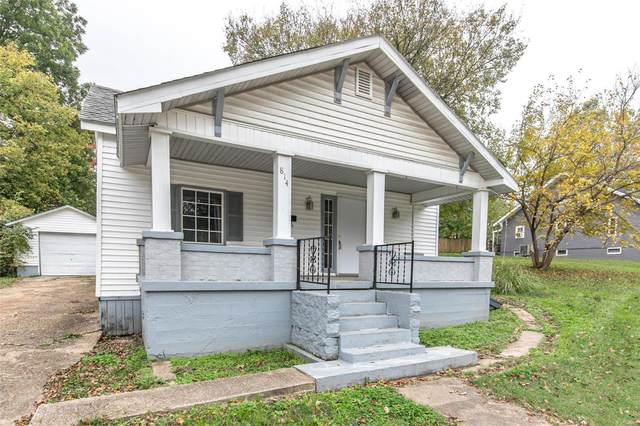814 Maud Street, Poplar Bluff, MO 63901 (#20075687) :: Parson Realty Group