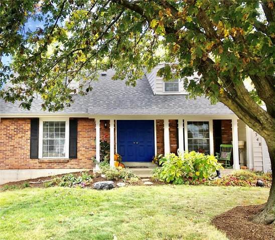 1348 Cave Springs Estate Drive, Saint Peters, MO 63376 (#20075768) :: The Becky O'Neill Power Home Selling Team