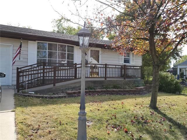 515 W Corbin, Bethalto, IL 62010 (#20075783) :: Tarrant & Harman Real Estate and Auction Co.