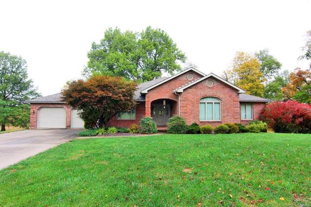285 Country Ridge Rd., Jackson, MO 63755 (#20075800) :: The Becky O'Neill Power Home Selling Team