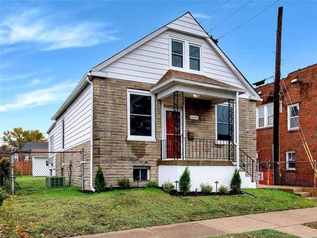 6626 Macklind, St Louis, MO 63109 (MLS #20075880) :: Century 21 Prestige