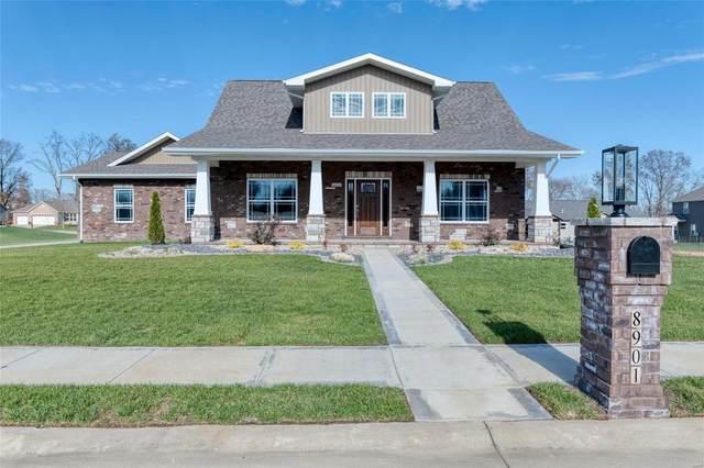 8901 Rock Creek Drive, Saint Jacob, IL 62281 (#20075938) :: Matt Smith Real Estate Group