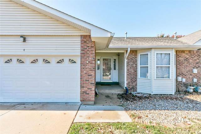 4 Shady Oak Court, Saint Charles, MO 63301 (#20075953) :: The Becky O'Neill Power Home Selling Team