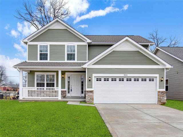 804 Benton, Valley Park, MO 63088 (#20076097) :: PalmerHouse Properties LLC