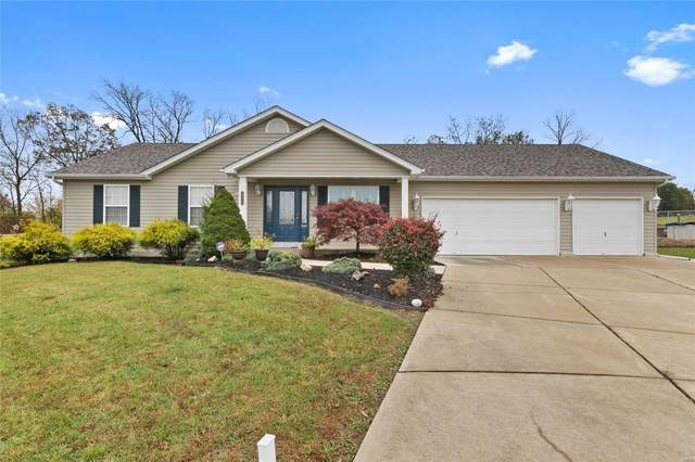 471 Glen Forest, Troy, MO 63379 (#20076124) :: Kelly Hager Group | TdD Premier Real Estate