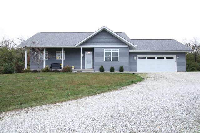 16179 Indian Lake Road, Godfrey, IL 62035 (#20076184) :: Fusion Realty, LLC