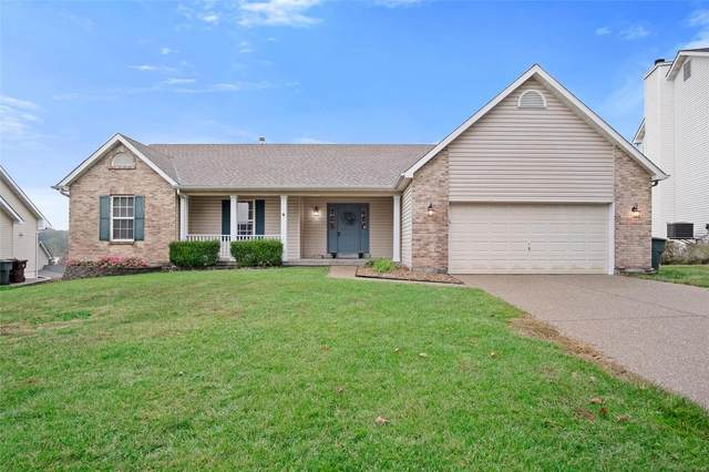 321 Quiet Country Drive, Saint Peters, MO 63376 (#20076214) :: Realty Executives, Fort Leonard Wood LLC