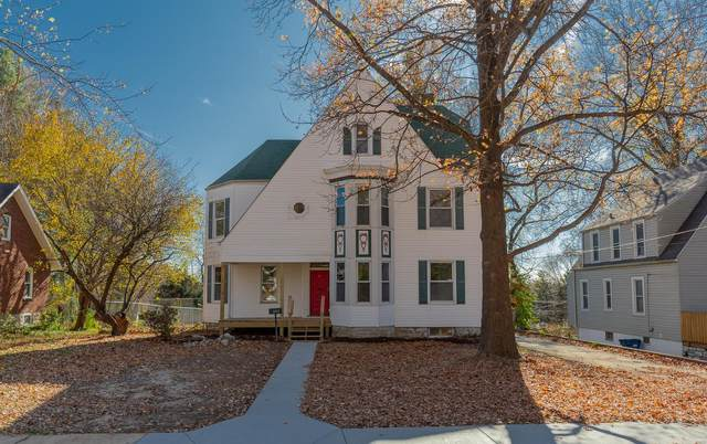 336 Tiffin Avenue, St Louis, MO 63135 (#20076401) :: Clarity Street Realty
