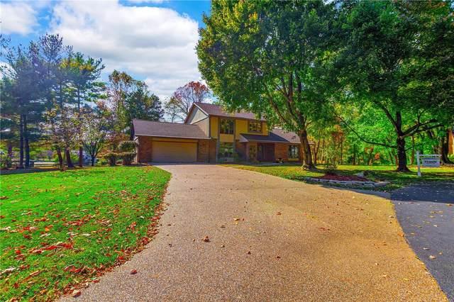 5 Estates Lane, Glen Carbon, IL 62034 (MLS #20076466) :: Century 21 Prestige