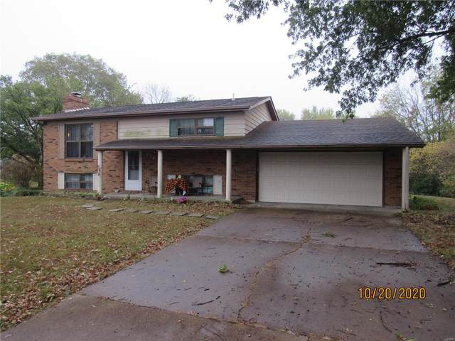 218 Clarence, RED BUD, IL 62278 (#20076489) :: Clarity Street Realty