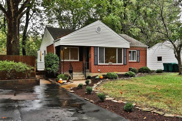 1230 Selma Avenue, Webster Groves, MO 63119 (#20076490) :: Clarity Street Realty