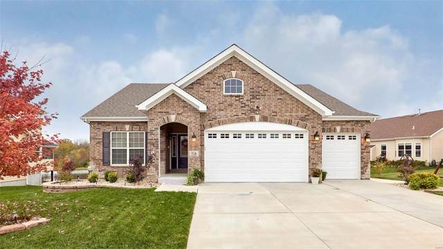 516 Winding Bluffs, Fenton, MO 63026 (#20076760) :: Parson Realty Group