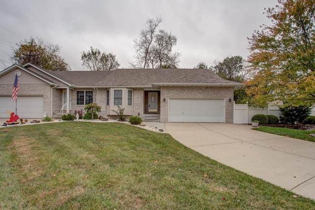 167 Rolling Oaks Drive, Collinsville, IL 62234 (#20076880) :: The Becky O'Neill Power Home Selling Team