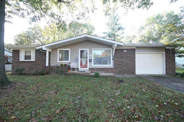 1812 Stanford Place, Edwardsville, IL 62025 (#20077030) :: Tarrant & Harman Real Estate and Auction Co.