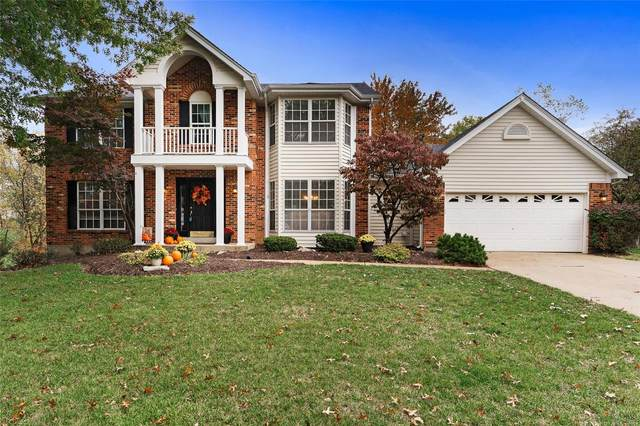 787 Redstart Drive, Ellisville, MO 63021 (#20077170) :: PalmerHouse Properties LLC