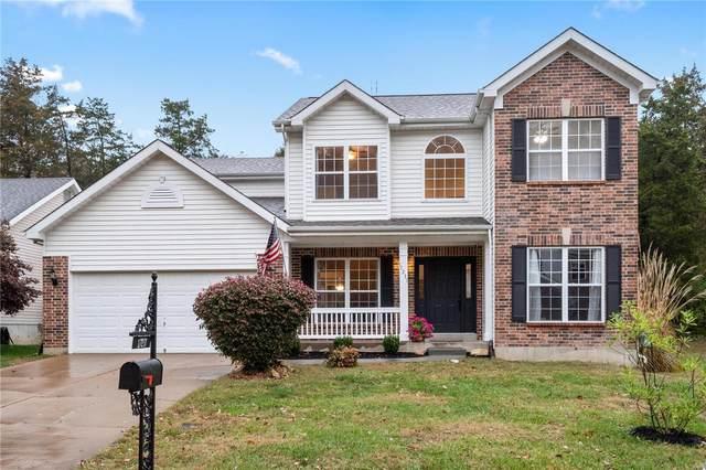 17237 Hilltop Ridge Drive, Eureka, MO 63025 (#20077261) :: The Becky O'Neill Power Home Selling Team