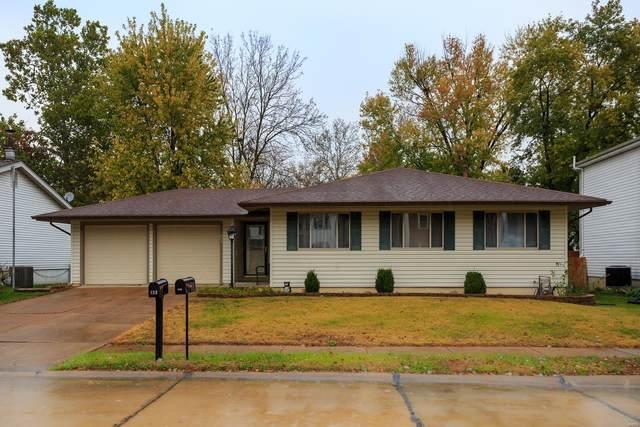 137 Oak Drive, Saint Peters, MO 63376 (#20077289) :: Clarity Street Realty