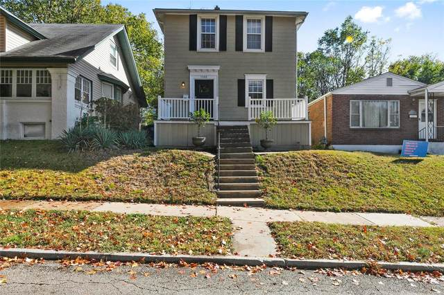 1100 Blendon Pl, St Louis, MO 63117 (#20077328) :: Clarity Street Realty