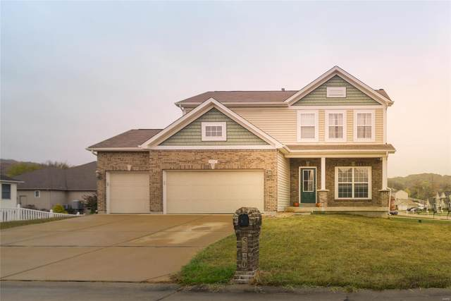 5340 S Bellerieve Lane, Imperial, MO 63052 (#20077442) :: RE/MAX Vision