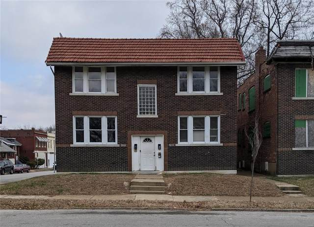 4000 Pennsylvania Avenue, St Louis, MO 63118 (#20077459) :: St. Louis Finest Homes Realty Group
