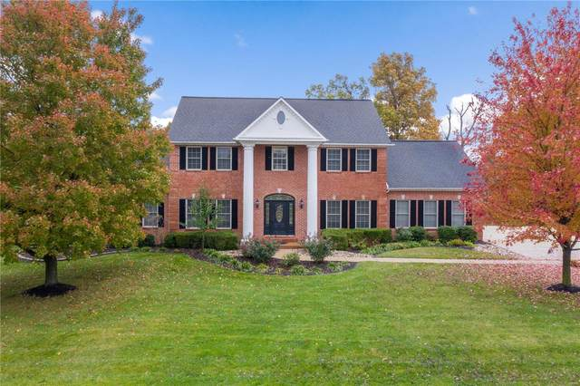 1653 Lancaster Drive, O'Fallon, IL 62269 (#20077503) :: The Becky O'Neill Power Home Selling Team