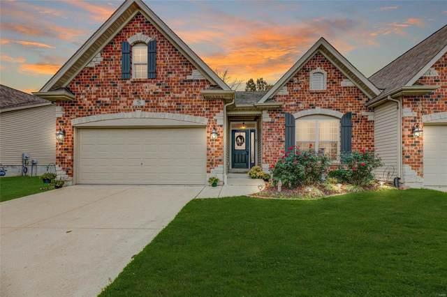 76 Autumn Way Court, Eureka, MO 63025 (#20077524) :: The Becky O'Neill Power Home Selling Team