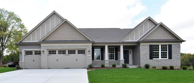 912 Thorn Crown Court, St Louis, MO 63122 (#20077546) :: Clarity Street Realty