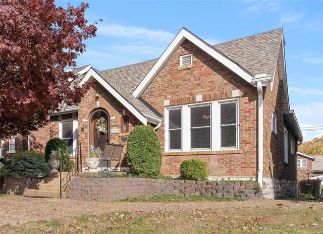 4045 Toenges Avenue, St Louis, MO 63116 (#20077705) :: Matt Smith Real Estate Group