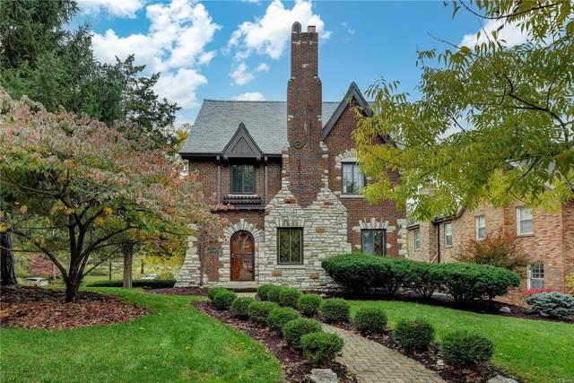 533 Warder Avenue, University City, MO 63130 (#20078095) :: Kelly Hager Group   TdD Premier Real Estate