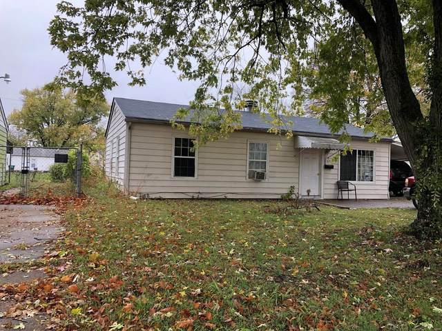 515 St Barbara Lane, Cahokia, IL 62206 (#20078215) :: Clarity Street Realty