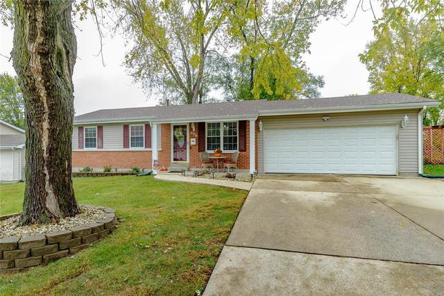 606 Eastbrook Lane, O'Fallon, MO 63366 (#20078279) :: PalmerHouse Properties LLC