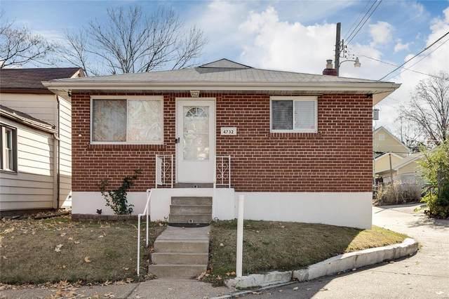 4732 Varrelmann Avenue, St Louis, MO 63116 (#20078440) :: Parson Realty Group