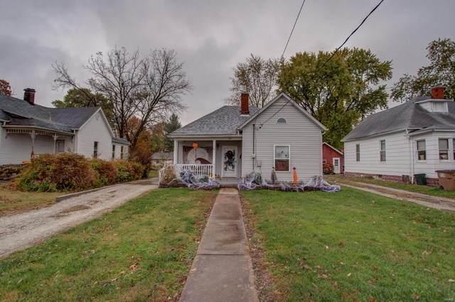 324 W Spring Street, STAUNTON, IL 62088 (#20078471) :: RE/MAX Vision