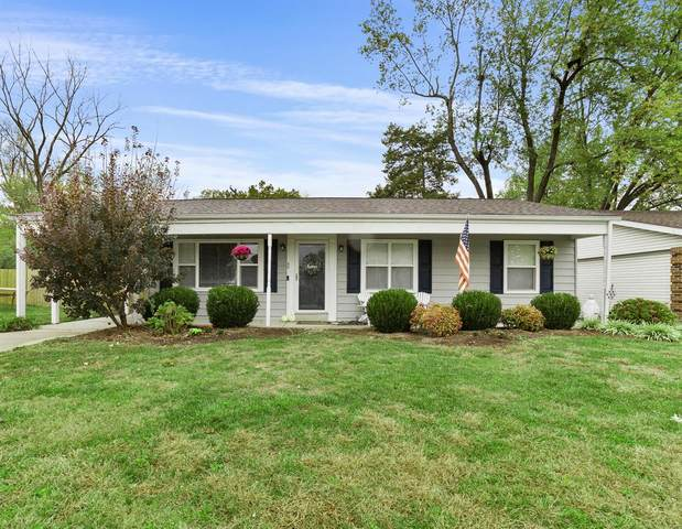 32 Churchill Downs, Saint Peters, MO 63376 (#20079756) :: St. Louis Finest Homes Realty Group
