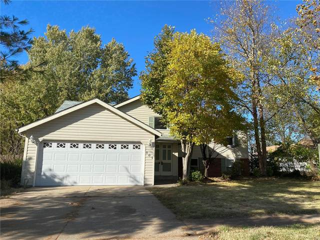 661 Fox Plains Drive, Florissant, MO 63034 (#20080171) :: The Becky O'Neill Power Home Selling Team
