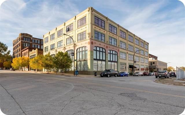 2201 Locust #412, St Louis, MO 63103 (#20080722) :: PalmerHouse Properties LLC