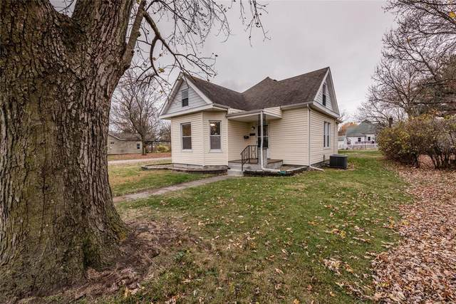 708 S Macoupin Street, GILLESPIE, IL 62033 (#20080922) :: Matt Smith Real Estate Group