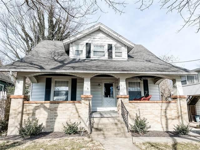 973 E St. Louis Street, NASHVILLE, IL 62263 (#20081222) :: Matt Smith Real Estate Group