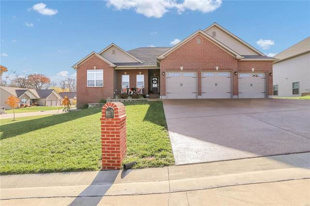 2200 Wind Crest Court, Washington, MO 63090 (#20081419) :: The Becky O'Neill Power Home Selling Team
