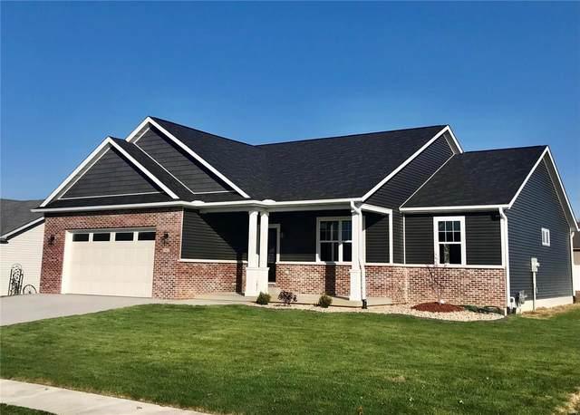 142 Woodcrest Drive, Bethalto, IL 62010 (#20081472) :: PalmerHouse Properties LLC