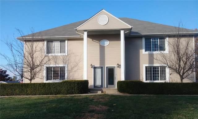 202 W Delmar Avenue A & B, Godfrey, IL 62002 (#20081770) :: PalmerHouse Properties LLC
