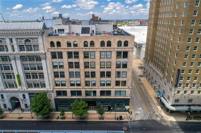901 Washington Avenue #205, St Louis, MO 63101 (MLS #20081962) :: Century 21 Prestige